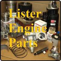 Lister & Petter Spares and Parts