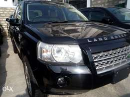 Brand New Land Rover Freelander2