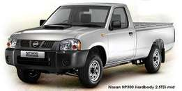 Nissan NP300 bakkie wanted