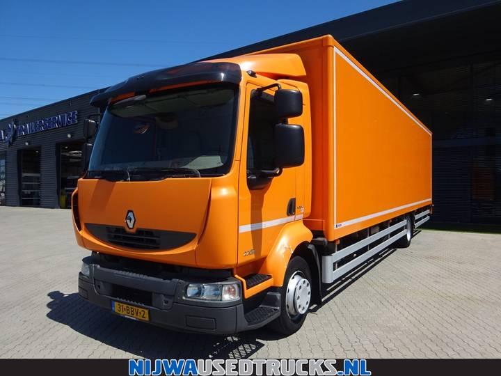 Renault MIDLUM 220 12 Laadklep - 2013