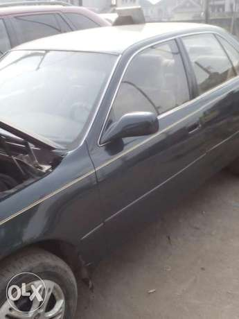 Toyota Camry Green 1996 model sound engine system in perfect condition Alimosho - image 6