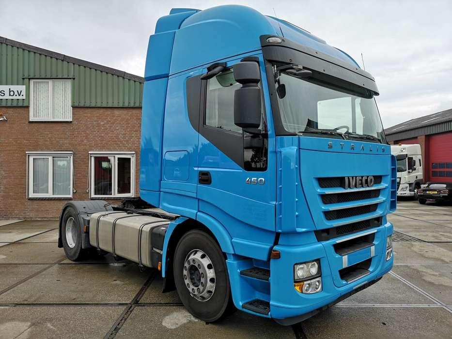 Iveco STRALIS 450 | EURO 5 EEV | INTARDER | ALCOA | Coolbox - 2012