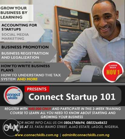 Connect Startup 101 Isolo - image 2