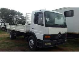 2001 MERCEDES-BENZ ATEGO 1317 for sale