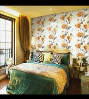 elegant wallpapers and decors
