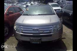 Toks 2008 Ford edge. Limited Edition. DVD