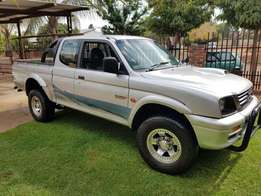 **2001 Mitsubishi Colt 2.8Tdi clubcab available** Only R74900 Neg*