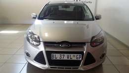 Amazing 2011 Ford Focus 2.0GDi Sport 5Dr