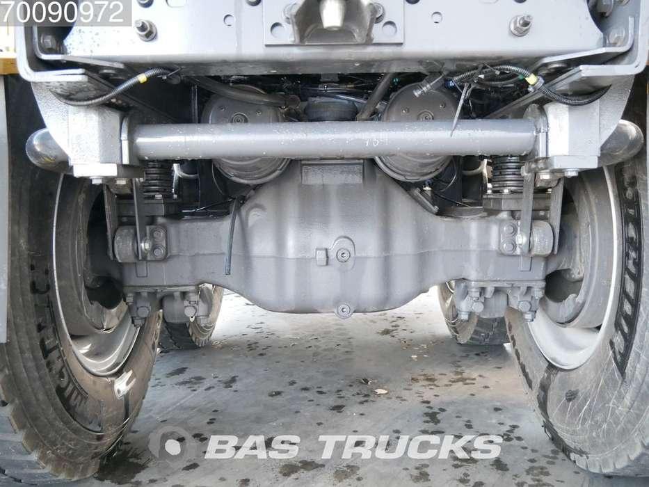 Volvo FMX 440 10X4 30m³-Africa spec-Dumper 55-Ton-Payload Euro 3