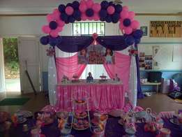 R650 kids and adults party package