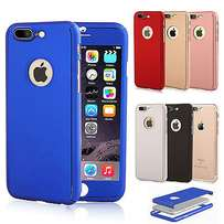360 degree full body protector case cover for Iphone 7/7 Plus