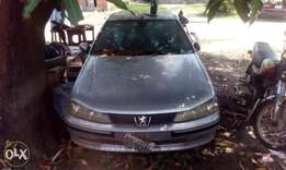 2006 Peugeot 406 For Sale.