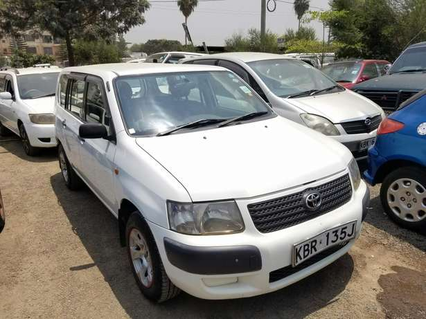Toyota Succeed super clean,loaded. Buy and Drive Embakasi - image 1
