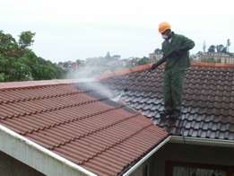 V.J Roof cleaners