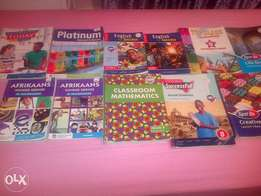Text Books For grades 3/4/5/6/8
