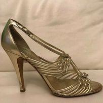 b7267abbebf6 CHANEL - Przepiękne luksusowe plecione buty! klasa!