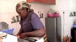 Lesotho (fluent in Sotho only) woman looking for domestic job
