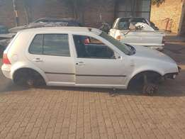 Volkswagen Golf 4 Striping for Spares