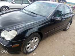 Registered Mercedes c class 240 for sale