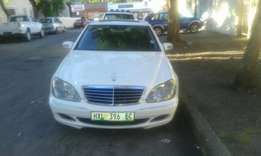 S350 Mercedes 2005 accident free