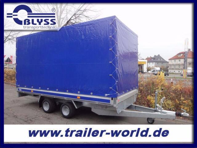 Blyss Hochlader 400x200x200cm Anhänger 2700kg GG