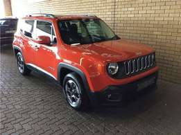 2015 Jeep Renegade 1.6 E-TORQ Longitude for sale in Gauteng