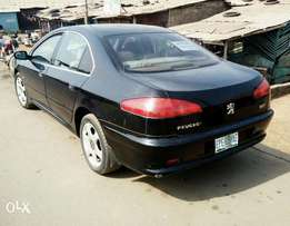A SPARKLING very clean 2005 PEUGEOT 607 for sales