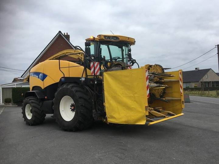 New Holland Fr9080 - 2009