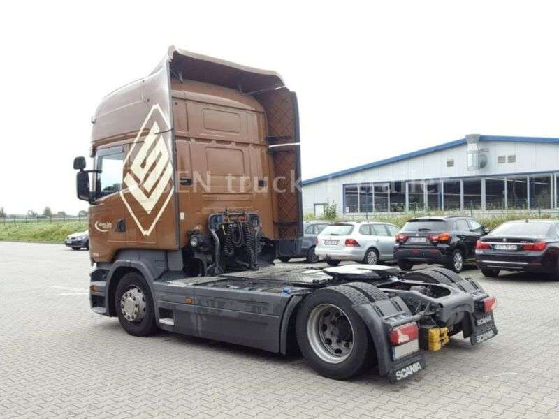Scania R410 MEB Topline / Retarder / Standklima - 2014 - image 4
