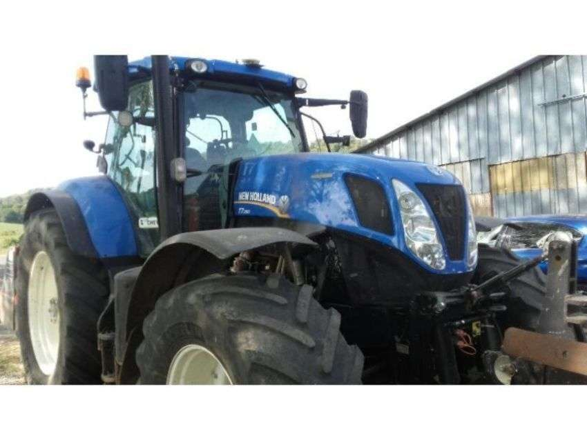 New Holland T7.250 Ac - 2014