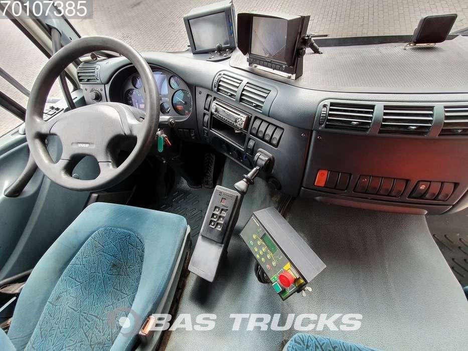 DAF CF75.310 6X2 Steering-Axle Euro 3 Faun Aufbau - 2005 - image 11