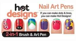 Nail Art Pen - Style Your Nails Like Professionals