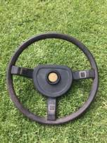 Alfa Romeo 159 Alfetta Steering wheel and console set
