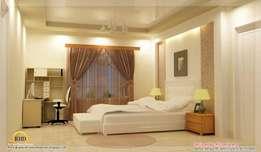 Bora bora gypsum ceiling designs