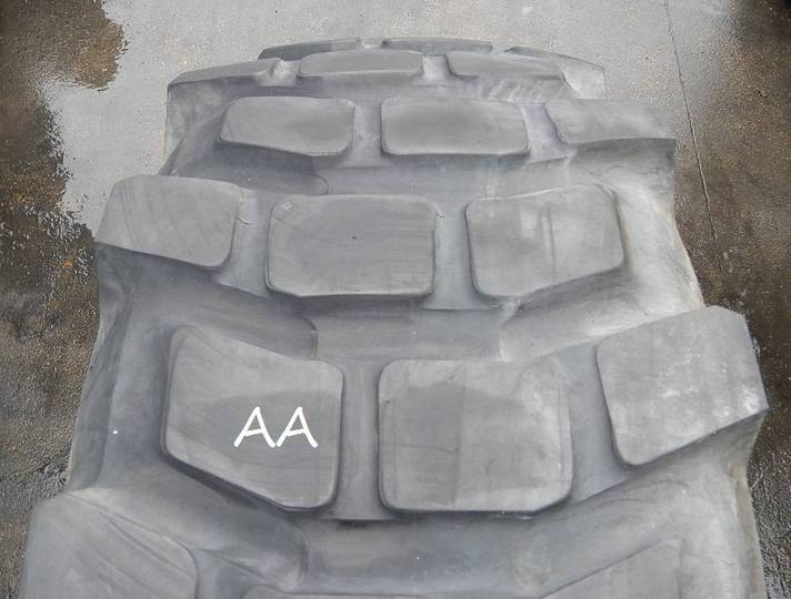 Michelin 23.5r25 Xl B - Used Aa - image 2