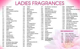 High Quality Men and Female Fragrances