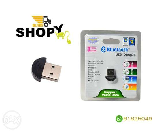Bluetooth Dongle 2.0 For PC/Laptop