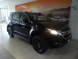 New Addition Chevrolet Trailblazer 2.8 LTZ 4x4 A/T