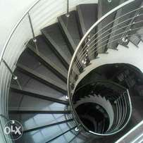 Staircase Railings,commercial kitchens, Medical equipment, Gas fitting