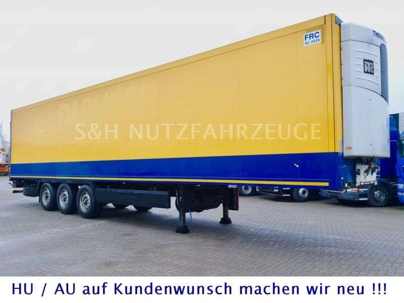 Krone Tk Slx 300 Doppelstock 5900h Neue Wände !!! - 2012