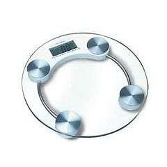 Exquisite Stylish Round Personal Glass scale. Sunridge Park - image 1