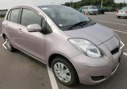 KCM vitz just arrived Toyota