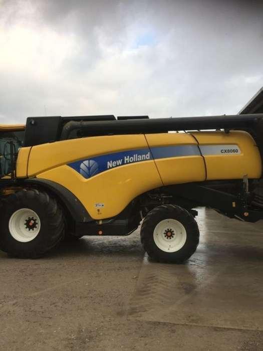 New Holland Cx 8060 - 2011