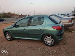 Neatly Used Peugeot 206/ Abuja