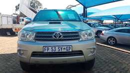 2009 Toyota Fortuner 3.0 D4D manual