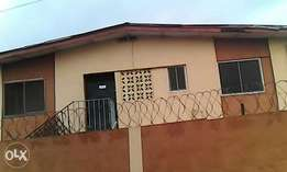 2 bedroom flat with all room en-suite at Ojodu Berger