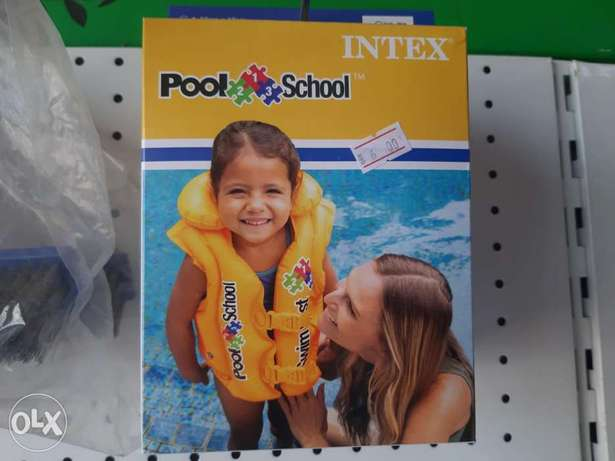 Pool school safety jacket