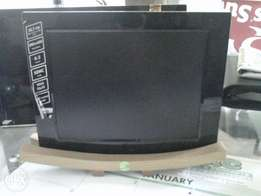 7' double din dvd player