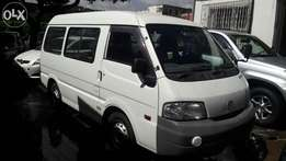 Nissan vannete /mazda bongo petrol manual and auto available