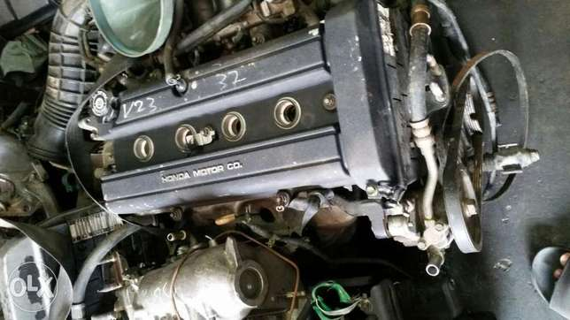 Honda B20 Engine